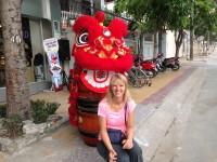 Welcome Saigon,here I am!